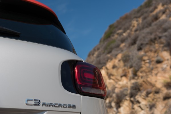 The C3 Aircross takes design cues from the regular C3