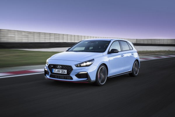 Hyundai reveals United Kingdom pricing and specification for i30 N hot hatch
