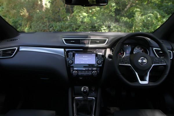 Nissan Qashqai (Blackball Media/PA)