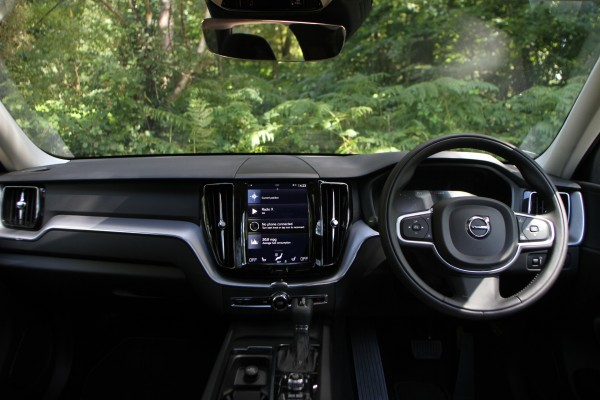 Volvo XC60 (Blackball Media/PA)