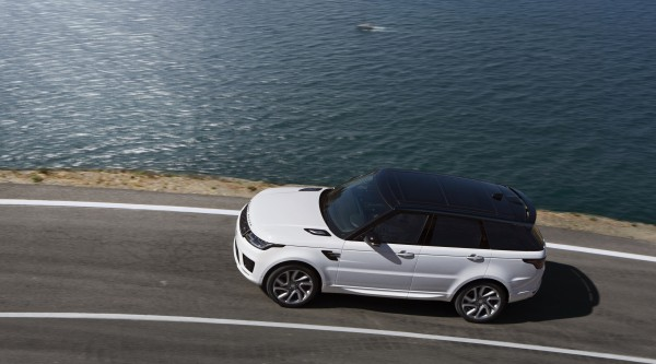 Range Rover Sport P400e debuts as Land Rover's first plug-in hybrid model