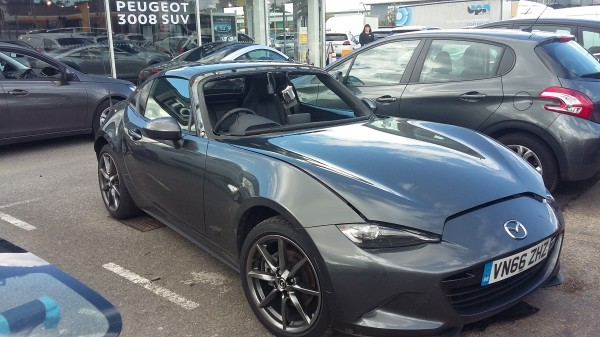 reminding ourselves just why we love our mazda mx 5 rf. Black Bedroom Furniture Sets. Home Design Ideas