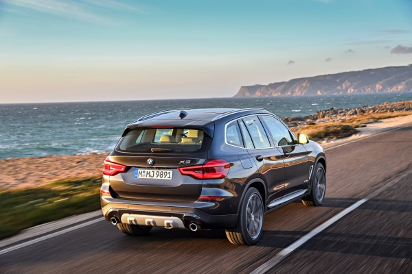 The BMW X3 is the firm's latest sports activity vehicle
