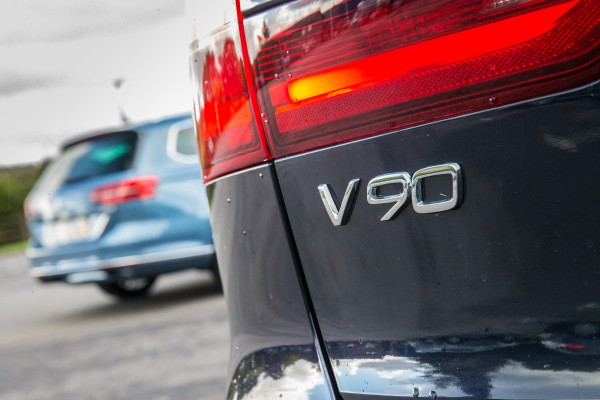 The V90 is one of the more premium offerings available