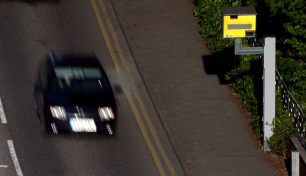 Only half of Britain's fixed speed camera are active