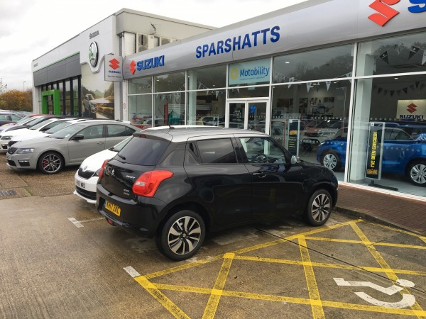 Oil's well that ends well with our Suzuki Swift | Express & Star
