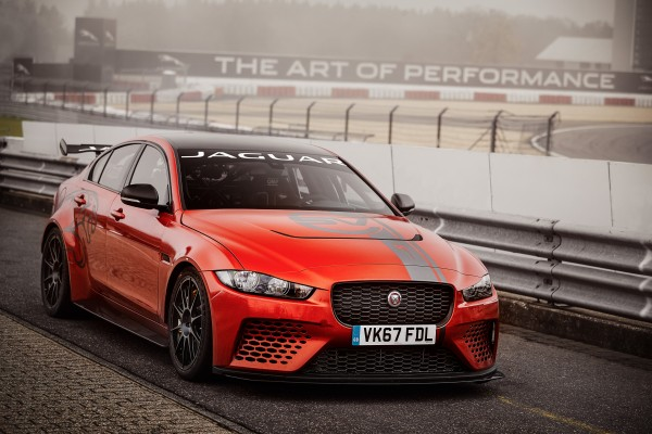 Jaguar XE SV Project 8 claims Nürburgring record for production four-door