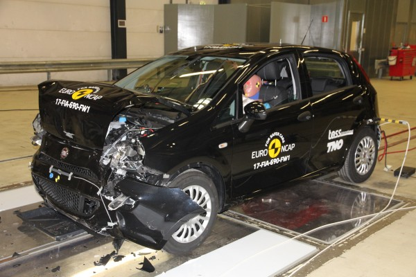 THIS cars scored the first ever zero-star Euro NCAP rating