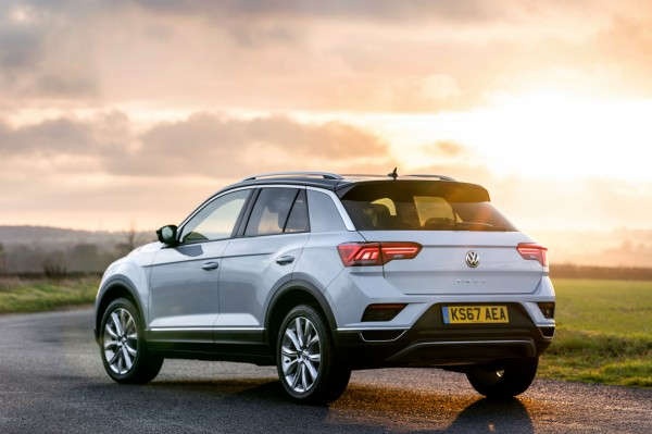 first drive volkswagen 39 s t roc has all the ingredients to be class leading shropshire star. Black Bedroom Furniture Sets. Home Design Ideas
