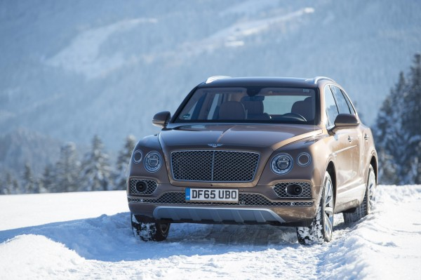 The Bentayga is one of the most luxurious cars on sale today