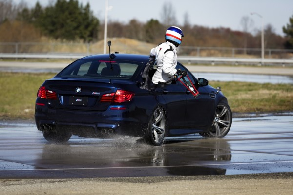 BMW M5: You Can't Do This With An EV!
