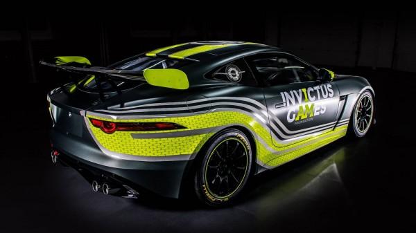 Jaguar Is Finally Making an F-Type Race Car