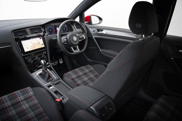 The interior is finished to a very high standard