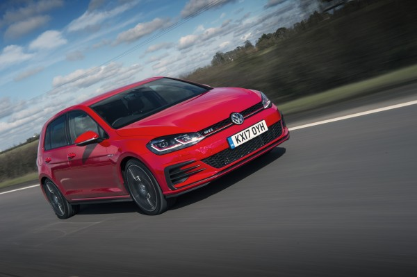 The GTI Performance remains huge fun on the road