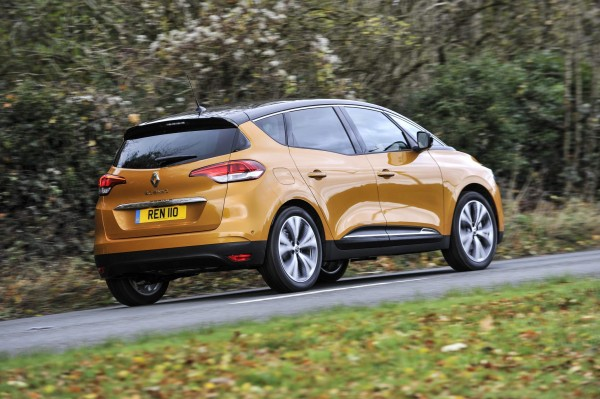 UK Drive: Renault's disappointing Scenic update falls wide of the