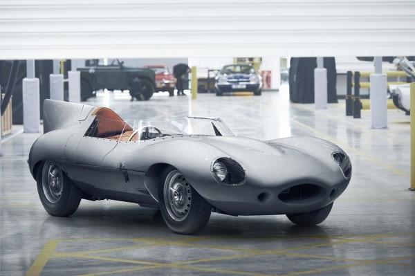 Jaguar Classic announces D-Type continuation