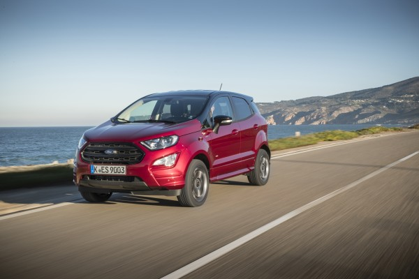 Uk Drive The Ford Ecosport Is A Comfortable Package But Not Great