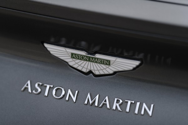 A huge amount of prestige is associated with the Aston Martin name