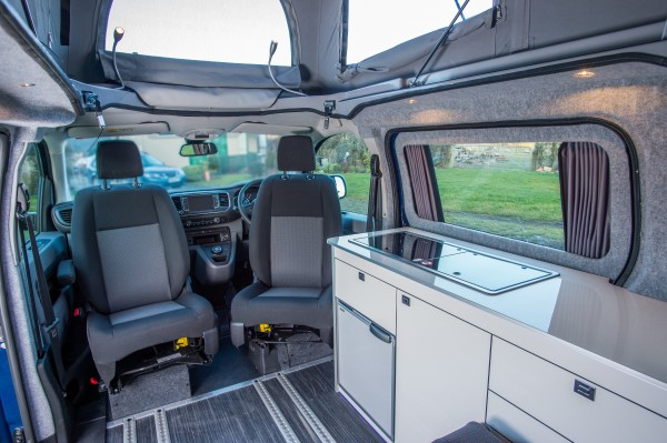 The Toyota Proace Van Is Now Available As A Camper