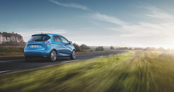 Renault Zoe receives new R110 electric motor