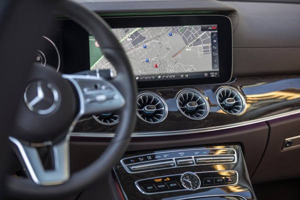 The dash in the CLS looks fantastic