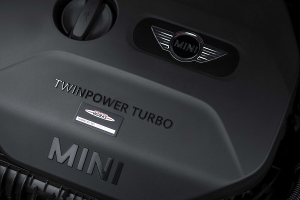 The 210 is powered by a 2.0-litre turbocharged petrol engine