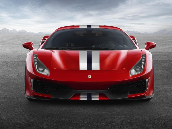 The 488 Pista is the latest in a long line of lightweight Ferrari cars