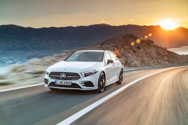 The new A-Class replaces a very popular existing model