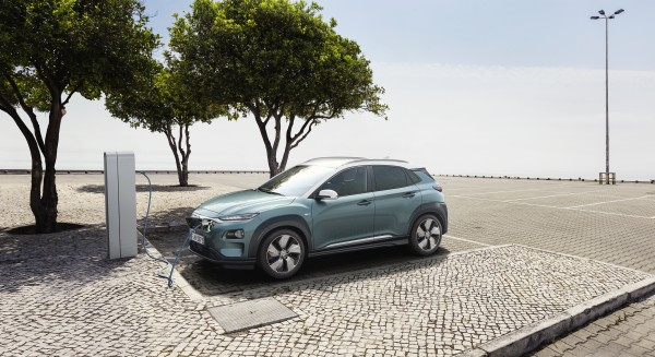 The Kona Electric takes on established rivals in the all-electric segment