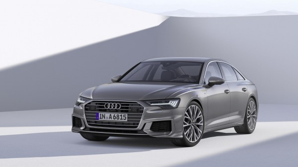 The new A6 replaces a hugely popular vehicle
