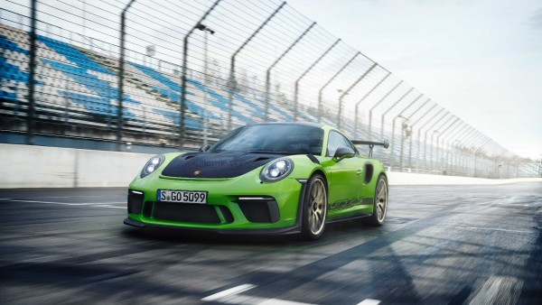 The GT3 RS is a track-focused racer for the road