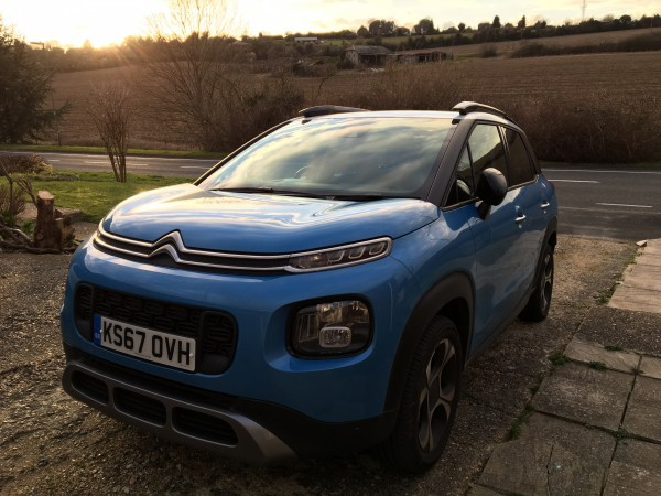 The C3 Aircross is one of a number of crossovers currently on the market