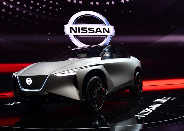 The Imx Kuro is one of the latest concepts to come from Nissan